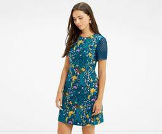 V & A shift dress £60