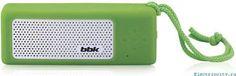 BBK BTA190 (power bank) зелёная  — 2221 руб. —  Водонепроницаемый корпус. Функция NFC. Поддержка A2DP или любых других Bluetooth-устройств. Совместима с любыми устройствами, iPad, iPhone, а также с устройствами на основе андроид. Автономная работа, радиус действия до 10 метров. Линейный вход для подключения любых устройств. Встроенный микрофон (возможность отвечать на звонки), громкая связь. Встроенный USB порт, вход для  карт. Встроенный фонарик! Радио, цифровой тюнер PLL. Встроенный…