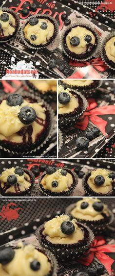 Hoabadatschi - White Chocolate Muffins