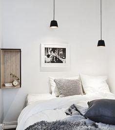 Sweet Swedish style apartment