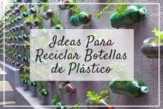 I➨I➨ Hemos seleccionado un conjunto de ideas para reciclar botellas de plástico muy originales y divertidas. Pásate por aquí y échales un vistazo. Ideas Originales, Plastic Bottles, Art Lessons, Ideas Para, Ideas Sencillas, Crafts For Kids, Recycling, Projects To Try, Mayo