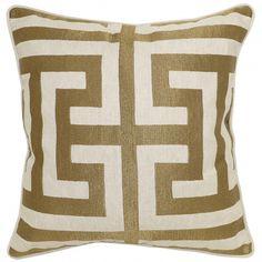 NVO Capital Bronze Pillow