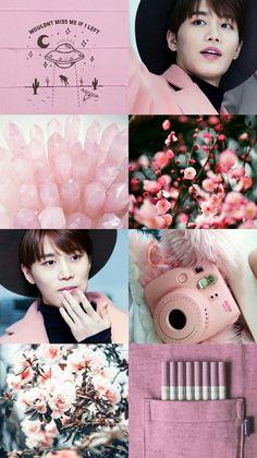 Taeil NCT aesthetic Mermaid Wallpaper Backgrounds, Pink Wallpaper Iphone, Trendy Wallpaper, New Wallpaper, Pastel Wallpaper, Wallpaper Ideas, Aesthetic Collage, Kpop Aesthetic, Pink Aesthetic
