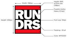 run dmc logo - Google Search