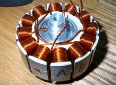 ((Build your own HUB MOTOR)) -- Hub motors put the power inside of the wheel. [Teamtestbot] goes deep into the hows and whys of building these motors, from parts, to windings, to the math behind the power ratios. The working example puts an electric motor inside the rear wheel of a Razor scooter.