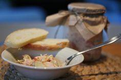 U nás na kopečku: ... domácí ševcovský salát ... Cereal, Salads, Dairy, Cheese, Breakfast, Food, Diet, Morning Coffee, Essen