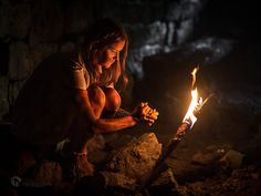 Girl on the run - Fotograf Christian Meier