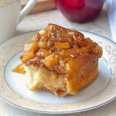 Apple Cinnamon Sticky Buns - Rock Recipes - Rock Recipes