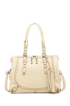 Roll over to zoom View Large Image Share with Friends and Get $10 Isabella Fiore Heritage Satchel $175.00