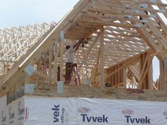 GDI designs wood roof trusses per your needs.