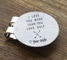 Wonderful Finding The Perfect Golf Birthday Gift Ideas. Blazing Finding The Perfect Golf Birthday Gift Ideas. Golfball, Golf Mk4, Golf Ball Crafts, Gifts For Fiance, Dad Gifts, Golf Tips For Beginners, Gifts For Golfers, Perfect Golf, Golf Quotes