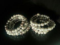 Pulseres - Perlas Bohemia - Ed Art Accesorios