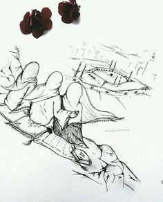 Kâbemiz canımız  Mekkemiz canımız Medinemiz canımız Kudüs canımız... Cool Sketches, Drawing Sketches, Art Drawings, Girly Drawings, Le Couple Parfait, Hijab Drawing, Islamic Cartoon, Anime Muslim, Hijab Cartoon