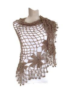 Bridal shawl/scarf