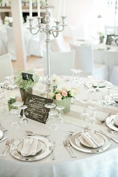 Mod Country Style Tablescape. See more here: Modern Country Wedding, Gauteng, South Africa   Confetti Daydreams ♥  ♥  ♥ LIKE US ON FB: www.facebook.com/confettidaydreams  ♥  ♥  ♥ #Wedding #CountryWedding #RealBride