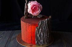 Шоколадный декор: кора дерева. Как сделать невероятно реалистичную кору дерева из шоколада для ваших тортов? Узнай тут! Пошаговый мастер-класс на Pteat.ru.