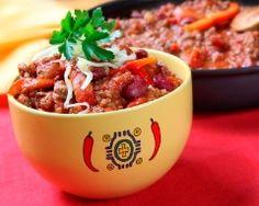 Chili con carne rapide (facile) - Une recette CuisineAZ
