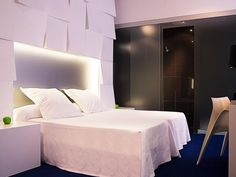 Madrid Room Mate Mario Hotel Spain, Europe Located in City Center, Room Mate Mario Hotel is a perfect starting point from which to explore Madrid. The hotel offers a high standard of service and amenities to suit the individual needs of all travelers. Free Wi-Fi in all rooms, Wi-Fi in public areas, tours, laundry service, elevator are on the list of things guests can enjoy. Some of the well-appointed guestrooms feature television LCD/plasma screen, internet access – wireless (...