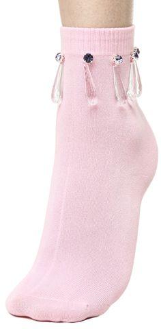 MORE is LOVE | Anouki - Pinky Socks - Socks
