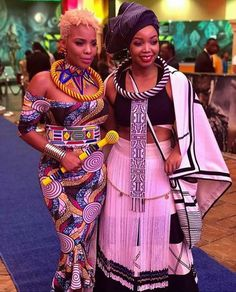 New Xhosa Traditional Dresses Designs - Spiffy Fashion African Fashion Designers, African Print Fashion, Africa Fashion, African Fashion Dresses, African Prints, African Outfits, South African Traditional Dresses, Traditional Dresses Designs, Traditional Outfits