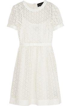 daisy lace dress / needle & thread