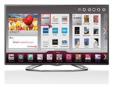 "LG 60"" 3D Smart LED TV 60LA6210"
