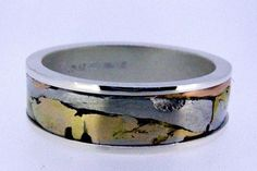 18ct pink, yellow and white gold with platinum