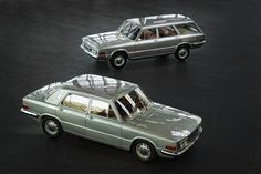 OG   1965 Volkswagen / VW EA128 Estate Wagon   US Prototype designed to compete the Chevrolet Corvair.