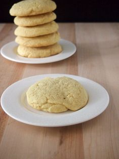 Cornbread Cookies #SundaySupper from Pies and Plots
