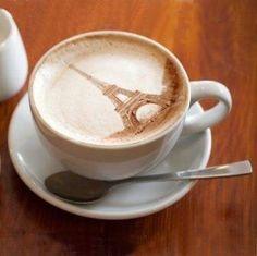 Imaginez de plonger dans cette tasse!~ (Imagine diving into THAT cup!)