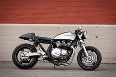 Kawasaki Cafe Racer Custom › Kawasaki KZ1000 Cafe Racer Grease N Gasoline