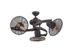 Savoy House 38-951-CA-13 Circulaire 3 Headed Ceiling Fan English Bronze Fans Ceiling Fans Indoor Ceiling Fans