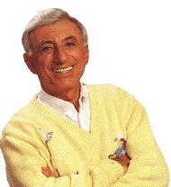 Jamie Farr aka Corporal Klinger from M*A*S*H*. He was born Jameel Joseph Farah on July 1, 1934, in Toledo, Ohio, the only son of Samuel, a meat cutter/grocer, and Jamelia, a seamstress.       His acting career began at age 11.  He graduated from Woodward High with honors.