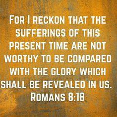 Romans 8: 18