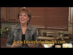 Dr. Cheryl Townsley takes a close-up look at the ingredients in the Vi-Shape.  www.d90daychallenge.com