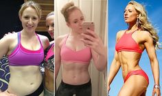 Fitness model reveals she got her body by ditching cardio for WEIGHTS