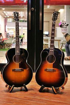 Gibson Acoustic, Acoustic Guitars, Vintage Guitars, Music Instruments, Heaven, Random, Amazing, Sweet, Style
