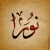 Search for your name in Arabic Calligraphy