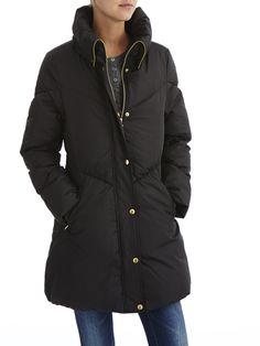 CORRECTA - DOWN COAT, Black