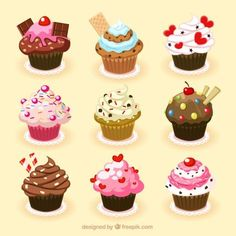 Discover the best free resources of Cupcake Cupcake Illustration, Cupcake Vector, Cupcake Images, Cupcake Art, Cupcake Signs, Cupcake Pictures, Cake Drawing, Food Drawing, Yummy Cupcakes
