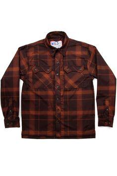 d4d1e1472d WILD x Bridge   Burn Mythical Lumberjack Flannel