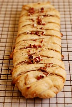 "Whenever I hear the world ""Maple Pecan Danish"", I have to think of the year I spent in Canada - but that might be because I worked at Tim Hortons :D! Anyway, toally making this for my Canada Day party!"