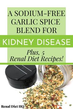Dash Diet Recipes, Low Sugar Recipes, Low Sodium Recipes, Healthy Recipes, Kidney Recipes, Kidney Foods, Kidney Friendly Foods, Kidney Disease Diet, Renal Diet