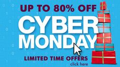 Cyber Monday Deals - missed outon black friday offer?