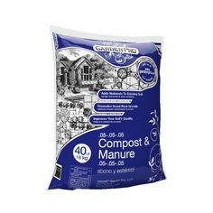 GARDEN PRO Compost And Manure At Lowes Rich Blend Of Humus To Promote Plant Growth Throughout The Season Ideal As A Soil Additive Or Potting
