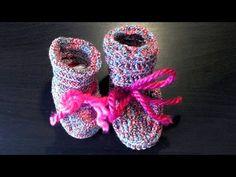 Die 13 Besten Bilder Von Babyschuhe Baby Stricken Häkeln Crochet