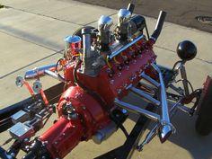 Flathead engine V12 Lincoln