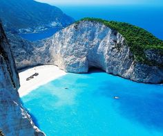 Greece- if I could go anywhere for my honeymoon ...it would b here