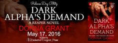 Like Paranormal Romance? Check out the Release Day Blitz & #Giveaway for Dark Alpha's Demand by Donna Grant and Enter to #Win eBook.... #DonnaGrant #EnchantressDesign&Promo...