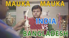 Watch: The Lastest Mauka Mauka Ad Will Take The India-Bangladesh Clash To A Whole New Level